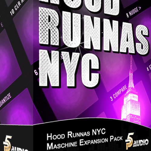 Hood Runnas NYC Sample Pack for NI Maschine 2.0