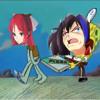 Ruko's Been Watching Too Much Spongebob