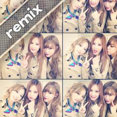 GIRLS' GENERATION_TTS - EYES (i5cream Remix)(Full)