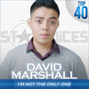 David Marshall - I'm Not The Only One (Sam Smith) - Top 40 #SV3