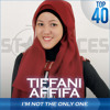 Tiffani Afifa - I'm Not The Only One (Sam Smith) - Top 40 #SV3