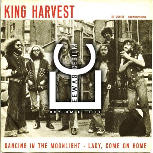 KING HARVEST - Moonlight (EEWAS CESIUM REMIX)