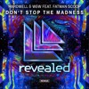 Hardwell And W&W Ft. Fatman Scoop - Dont Stop The Madness [Kingzton BeatzUp!!!]