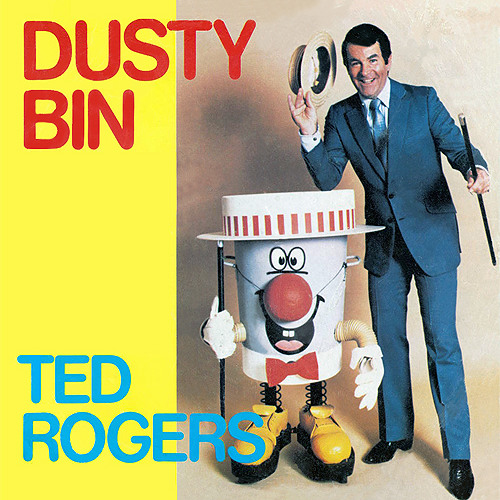 Ted Rogers - Dusty Bin by Agnes Guano