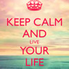 Live Your Life - Delta Clarke
