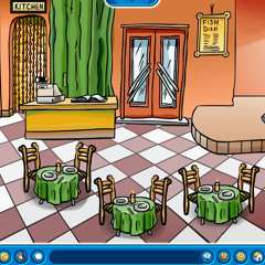 Club Penguin - Music - Pizza Parlor [Extended]
