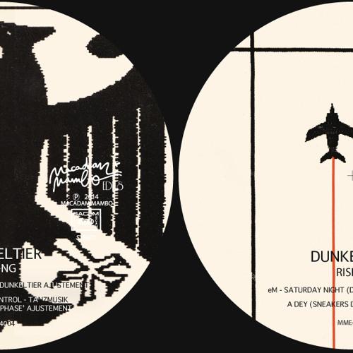 """MME4004 - DUNKELTIER """"RISING"""" [PREVIEW] (NOV. 2014)"""