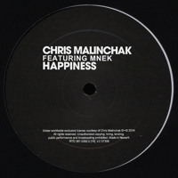 Chris Malinchak Happiness (Ft. MNEK) Artwork