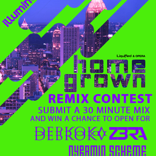 Liquified Homegrown Mix Contest 10/3