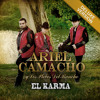 Arrodillate - Ariel Camacho (2014) Portada del disco