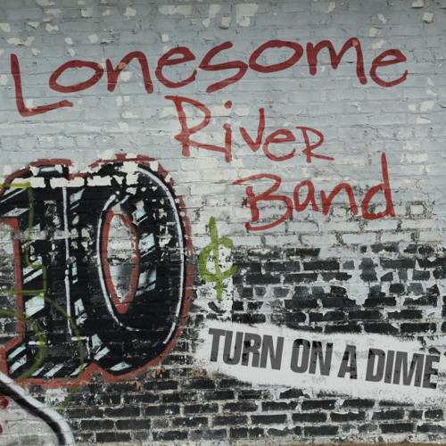 Lonesome River Band - Her Love Won t Turn On A Dime