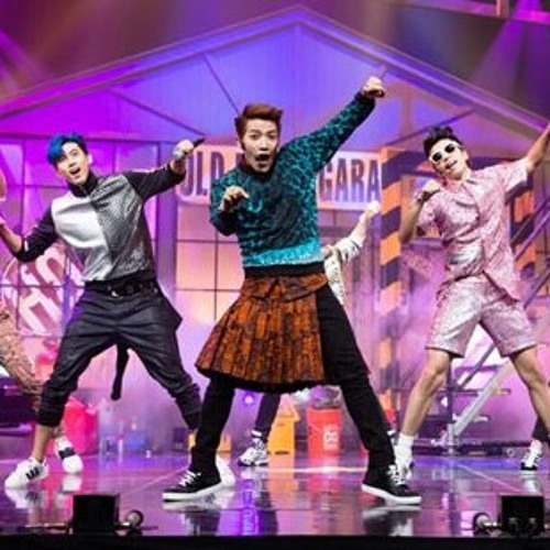 2pm Go Crazy Live By Alejandro Welcome Live
