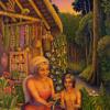 מרפא בעולש חוות שפע שורשים | Marpe Sacred Song Circle Live @ Olesh | 23.9.14