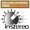 Wise D & Kobe, Rhythmoholia - Static