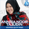 Anissa Noor Tajudin - Georgia On My Mind (Ray Charles) - Top 40 #SV3