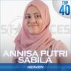 Annisa Putri Sabila - Heaven (Bryan Adams) - Top 40 #SV3