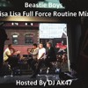 Beastie Boys Ft Flume & T.Shirt - An Open Letter To NYC Vs On Top By DJ AK47