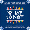 What So Not - Flying To Europe Mix