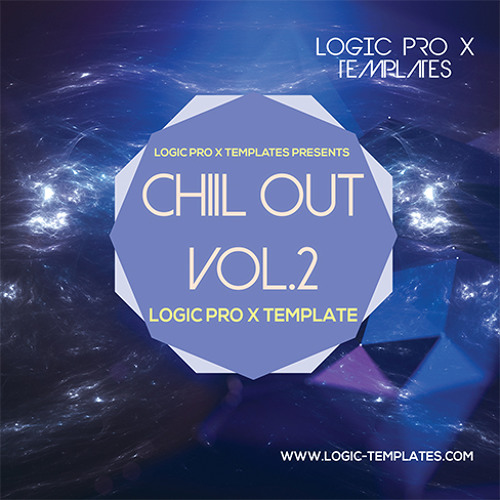 Chill Out Vol.2 Logic Pro X Template