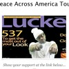 Support Our Peace Across America Tour! 50 States!  at Around The World
