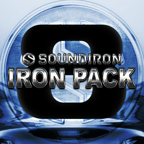 Oddity (naked) - Soundiron Iron Pack 8