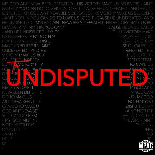 Toi - Undisputed (Single)