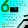 Disappear 6 Year Anniversary Mix by Tooli