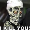 Silence...I Kill You! - (Feat. achmed the dead terrorist)