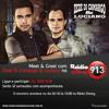 Meet & Greet com Zezé Di Camargo e Luciano na Rádio Disney
