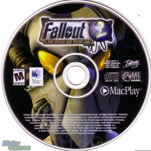 My Chrysalis Highwayman (world map in Highwayman) (Fallout 2 ...