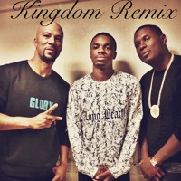 Common Kingdom (Ft. Vince Staples & Jay Electronica) Artwork