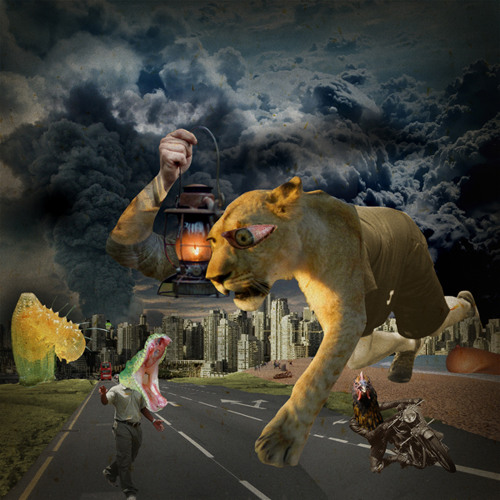 Strange beasts destroying our cities/...Lamplighters