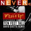 Afrojack feat. Wrabel & David Guetta vs 4 Non Blonds - What's up ten feet tall  (neverdj.com).mp3