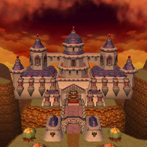 [RSE Style] The Legend of Zelda- A Link between Worlds: Lorule Castle