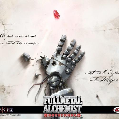 Fullmetal Alchemist Brotherhood Soundtrack by Matsu Mura ...