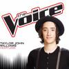 Taylor John Williams - Heartless - Studio Version - The Voice 7