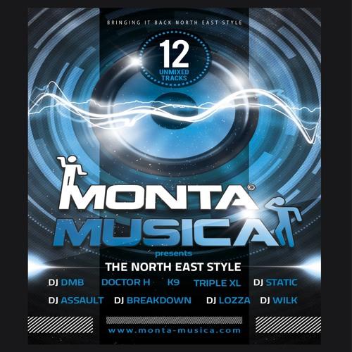 Dj Assault Ft Xocoa Love  - Monta Musica