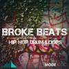 Broke Beats: Hip Hop Drum Loops - 200 Wav Loops