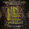 Hardwell & Joey Dale FT. Luciana - Arcadia (Emillix Remix)