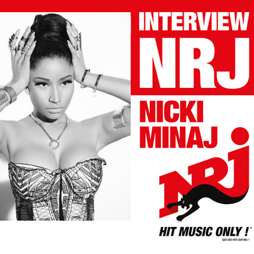 Nicki Minaj's interwiew on NRJ Lebanon