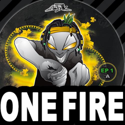 Neurokontrol VS Candy - One Fire (2014) (Graffiti Sonore 08)
