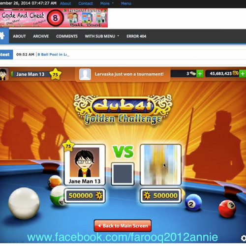 Miniclip 8 Ball Pool Server Hack Block Incoming From Miniclip By Syed Zaid Zaman