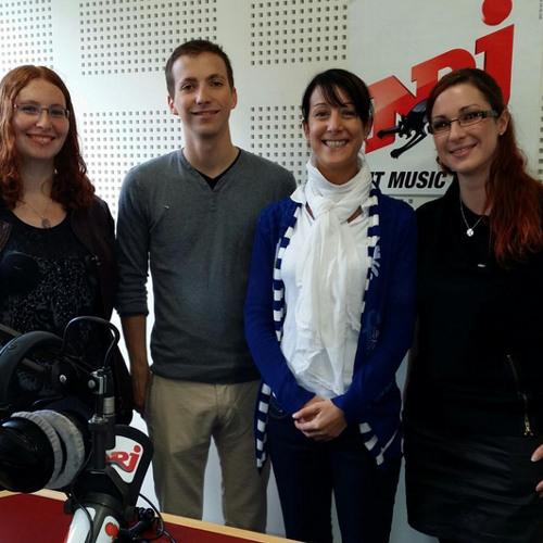 Flash Radio NRJ Beauvais 12/09/2014