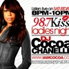 DJ Cocoa Chanelle 98.7 KISS smooth Mix 3
