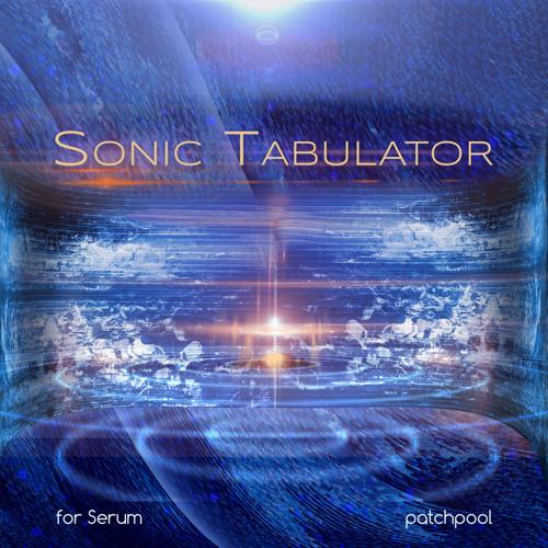 Soundset Sonic Tabulator for Serum - Demo collection