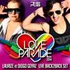 Laurize X Diogo Goyaz - Love Parade 2014 (Live Back2Back Set)