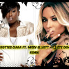 Dj Carrottes  Ciara Ft. Missy Elliott - 1,2 Ste Demo New Remix