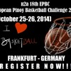18th N2A EUROPEAN PINOY BASKETBALL CHALLENGE