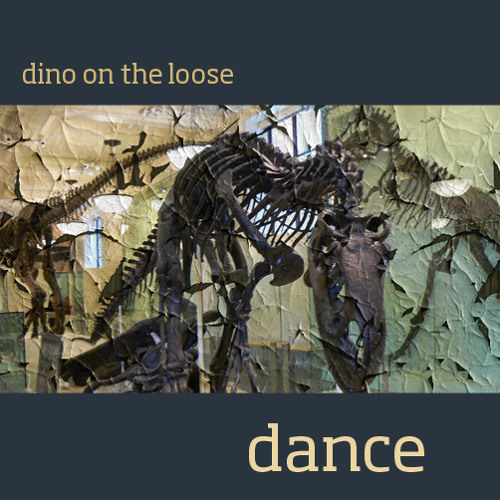 Dino on the loose - Queens light
