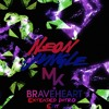 Neon Jungle - Braveheart (MARV!N K!M Extended Intro Edit) [!FREE DOWNLOAD]